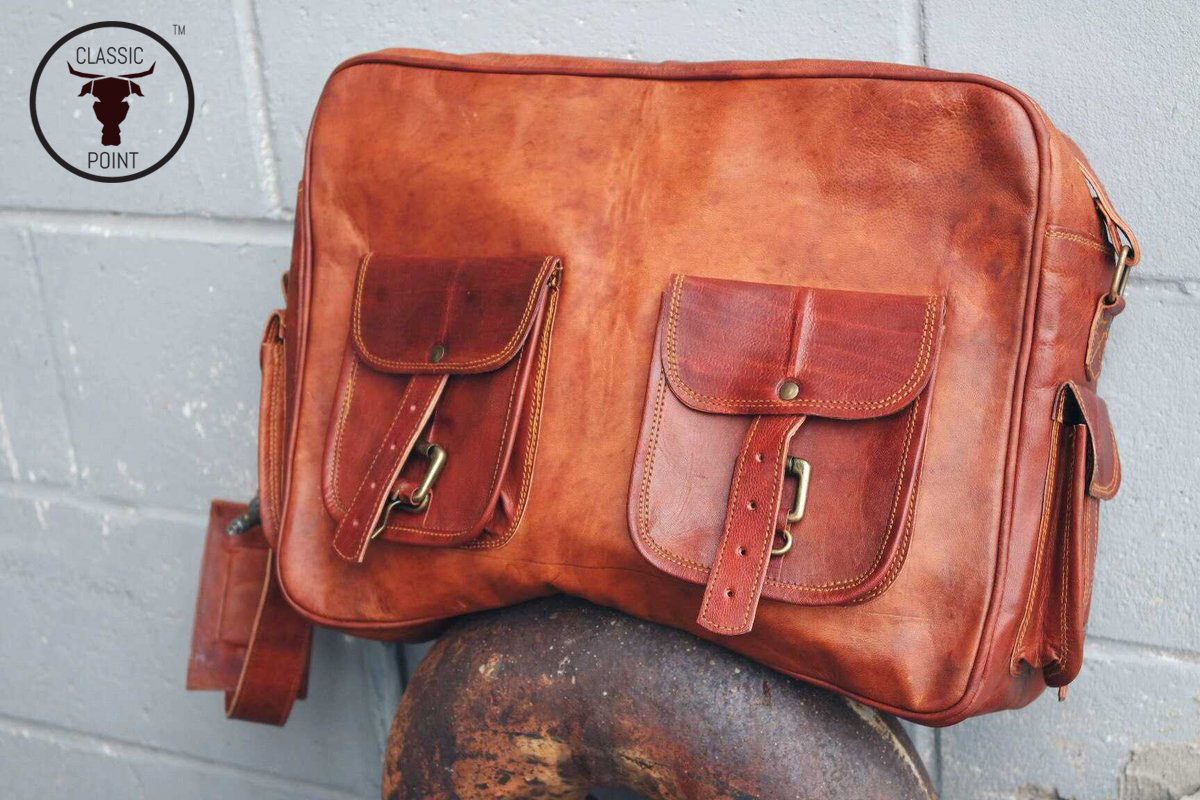 Leather Handbags Manufacturer Classic Point Bag Manufacturers In Kolkata